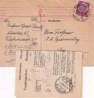 ALLEMAGNE 1942  ENTIER POSTAL/GANZSACHE/POSTAL STATIONARY CARTE CENSUREE DE MÜNCHEN POUR CHUR - Allemagne
