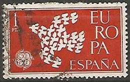 ESPAGNE  N° 1044 OBLITERE - 1931-Aujourd'hui: II. République - ....Juan Carlos I