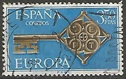 ESPAGNE  N° 1523 OBLITERE - 1931-Aujourd'hui: II. République - ....Juan Carlos I