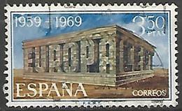 ESPAGNE  N° 1572 OBLITERE - 1931-Aujourd'hui: II. République - ....Juan Carlos I