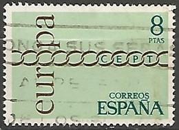 ESPAGNE  N° 1687 OBLITERE - 1931-Aujourd'hui: II. République - ....Juan Carlos I