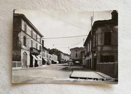 Cartolina Illustrata Casalpusterlengo - Largo Casali E Via Marsala, 1955 - Otras Ciudades