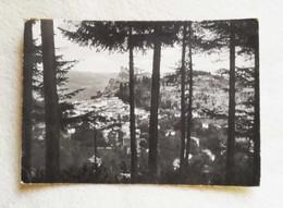 Cartolina Illustrata Sestola - Panorama, Viaggiata Per Modena 1952 - Italia