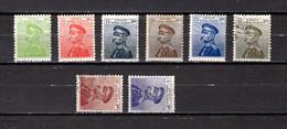 Serbia  1913-14  .-   Y&T  Nº    116/122-125 - Serbie