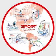 Frankrijk / France - Postfris / MNH - Sheet Sport 2020 - Nuovi