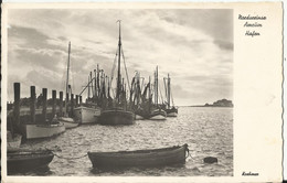 Nordseeinsel - Amrum - Hafen 1955 - Other