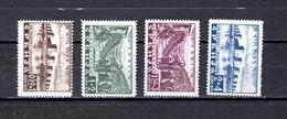 Serbia  (  Ocupación Alemana  )    1941 .-   Y&T  Nº    31/34     *  C/charniere - Serbie