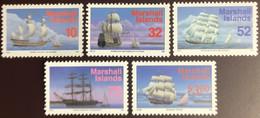 Marshall Islands 1995 Ships MNH - Marshall Islands