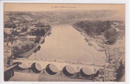 BELGIQUE HUY Le Pont Et La Meuse - Huy