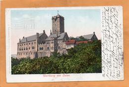 Wartburg Castle Germany 1900 Postcard - Eisenach