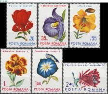 Romania  Michel # 2940 - 45 ** - Unused Stamps