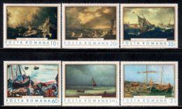 Romania  Michel # 2971 - 76 ** - Unused Stamps