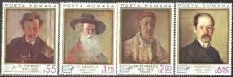 Romania  Michel # 3044 - 47  ** - Unused Stamps