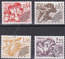 France Préoblitérés De 1979 YT 158 à 161 Neufs - 1964-1988