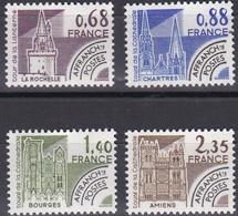 France Préoblitérés De 1979 YT 162 à 165 Neufs - 1964-1988