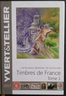 Francia: Año. 2017 - (Catalogo De Cotización De Francia, Tomo -1) - Frankrijk