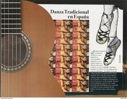 2017-ED. 5140 EN PLIEGO PREMIUM - Danza Tradicional En España -Viene En Carpeta Con Dispositivo Musical -NUEVO - Feuilles Complètes