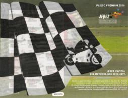 2016-ED. 5046 EN PLIEGO PRÉMIUM- Jerez, Capital Mundial Del Motociclismo 2015-2017-NUEVO- - Feuilles Complètes