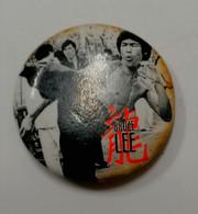 Bruce Lee Arti Marziali Vecchia. PIN'S SPILLA A BOTTONE - Lutte