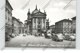 I 10100 TORINO, Chiesa Madre Dei Salesiani, Oldtimer FIAT - Churches