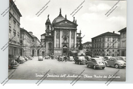 I 10100 TORINO, Chiesa Madre Dei Salesiani, Oldtimer FIAT - Chiese