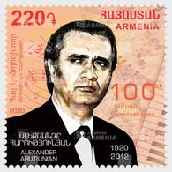Armenië / Armenia - Postfris / MNH - 100 Jaar Alexander Arutiunian 2020 - Armenia
