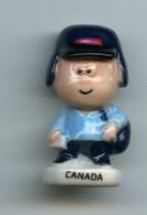 FEVES - FEVE - LES FACTEURS DU MONDE 2014 - CANADA - Personnages