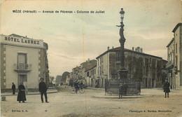 HERAULT  MEZE Avenue De Pezenas - Mèze