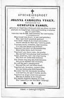 Vygen J.c.( Geel 1832 -1884) - Religión & Esoterismo