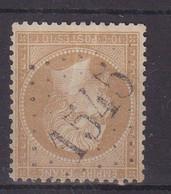 "FRANCE :   GC 1545 . "" FONTENAY - ST - PERE "" . (62) . N° 21 . TB . ( CATALOGUE MATHIEU ) . - 1849-1876: Classic Period"