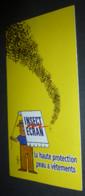 Dépliant Publicitaire 4 Pages - Insect écran - Illustration : Savignac - Advertising