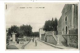 CPA-Carte Postale-France-Cusset- La Place -1916 VM21728 - Vichy