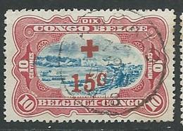 Congo Belge  - Yvert N° 73 Oblitéré - Ay 16648 - Congo Belge