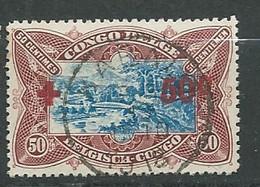 Congo Belge  - Yvert N° 77 Oblitéré - Ay 16649 - Congo Belge