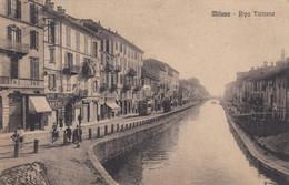 Lombardia - Milano - Ripa Ticinese - F. Piccolo - Viagg - Molto Bella - Milano (Milan)