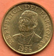 PARAGUAY 10 Guaranies 1996 - Paraguay