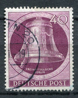 "Germany Berlin 1951 Mi.Nr.79  ""Einweihung Der Freiheitsglocke,Glocke Links ""1 Wert Tstp.used-gestempelt - Used Stamps"