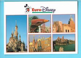 EURO DISNEY--multi-vues--voir 2 Scans - Altri