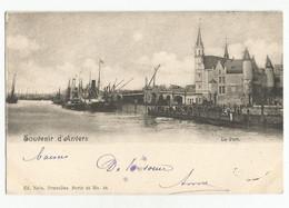 Antwerpen Le Port PK Anvers CPA Nels Serie 25 N° 32 - Antwerpen