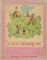 Willy Vandersteen - Zoo Ik Een Indiaantje Was - Eerste Druk - 1945 - Livres, BD, Revues