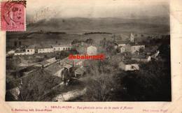 Dra-el-Mizan - Vue Générale Prise De La Route D'Aomar - 1906 - Algérie