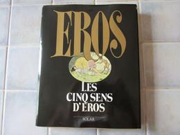 Les Cinq Sens D Eros - Solar 1988 - Books, Magazines, Comics