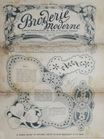 Rivista Moda Ricamo - Broderie Moderne - Arts Et Travaux Feminis N. 26 - 1908 - Boeken, Tijdschriften, Stripverhalen