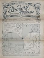 Rivista Moda Ricamo - Broderie Moderne - Arts Et Travaux Feminis N. 34 - 1908 - Boeken, Tijdschriften, Stripverhalen