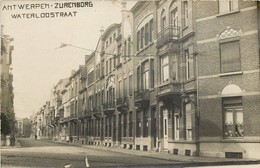 Belgique - Carte Photo - Anvers - Zurenborg - Waterloostraat - Antwerpen