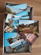 Lot De Déstockage . 3,5 Kg De Cartes Postales, ROYAUME UNI Toutes Régions (Environ 800 CP) - 500 Cartoline Min.