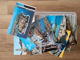 Lot De Déstockage . 2,2 Kg De Cartes Postales De CROATIE - (Environ 500 CP) - 500 Cartoline Min.
