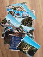 Lot De Déstockage . 2 Kg De Cartes Postales, BELGIQUE - (Environ 800 CP) - 500 Cartoline Min.