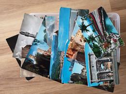 Lot De Déstockage .2,5 Kg De Cartes Postales, ITALIE - (Environ 600 CP) - 500 Cartoline Min.