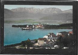 AK 0563  Gmunden Mit Schloss Ort Und Höllengebirge Um 1913 - Gmunden